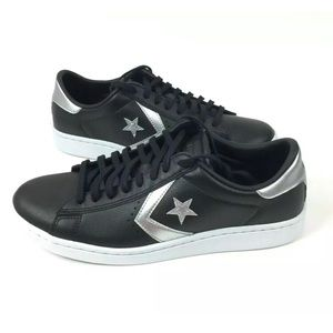 Converse Pro Leather LP Ox Shoes Sneakers Black